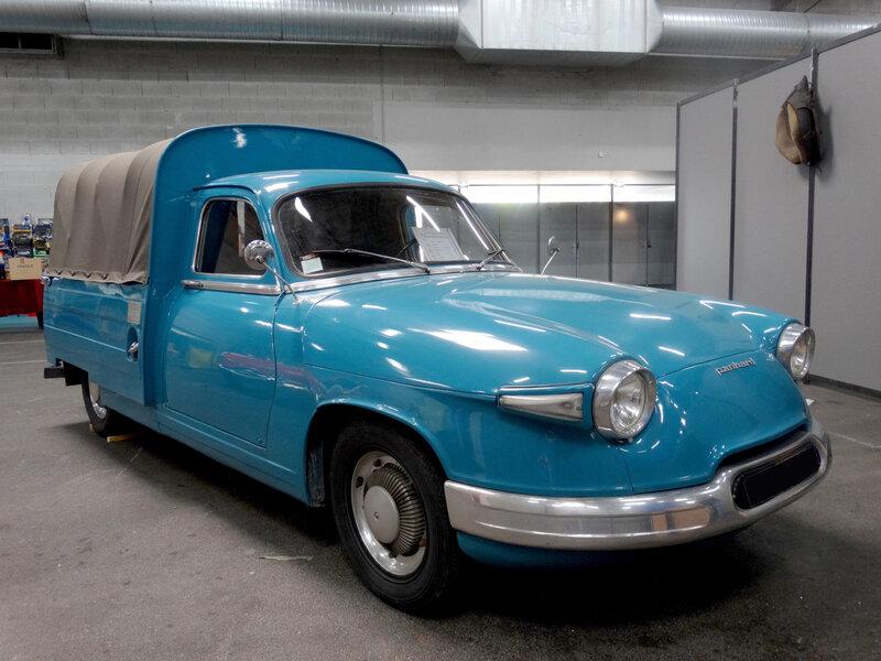 PANHARD PL17 camionnette F50 1961 Besançon (1)