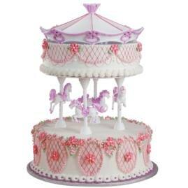 princess-merry-go-round-cake-main