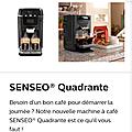 Philips : 3 nouveaux tests : senseo quadrante , extracteur de jus , centrifugeuse 🎁