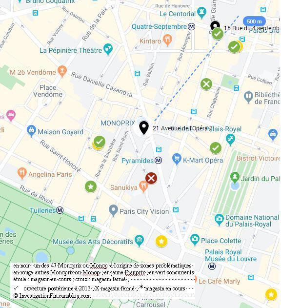 copie écran zone 1 21 avenue opéra 75001