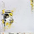 Page by nadscrap avec des embellissements de kit filandscrap