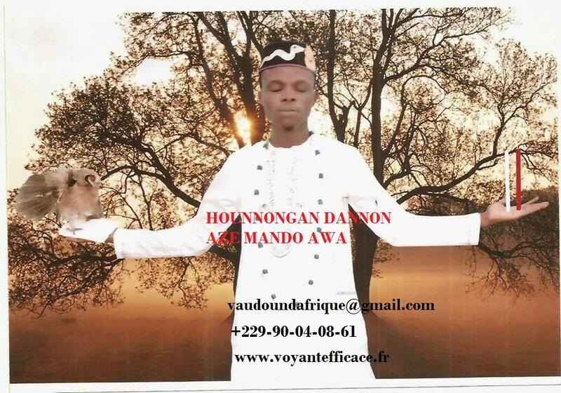 Hounnongan Dannon Amankpo Azé-Mando-Awa