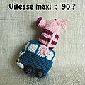 Ronchonchon roule a 90