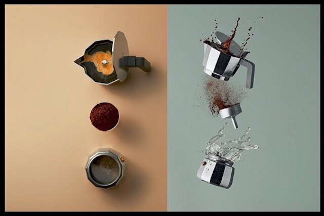 alessi cafetiere moka