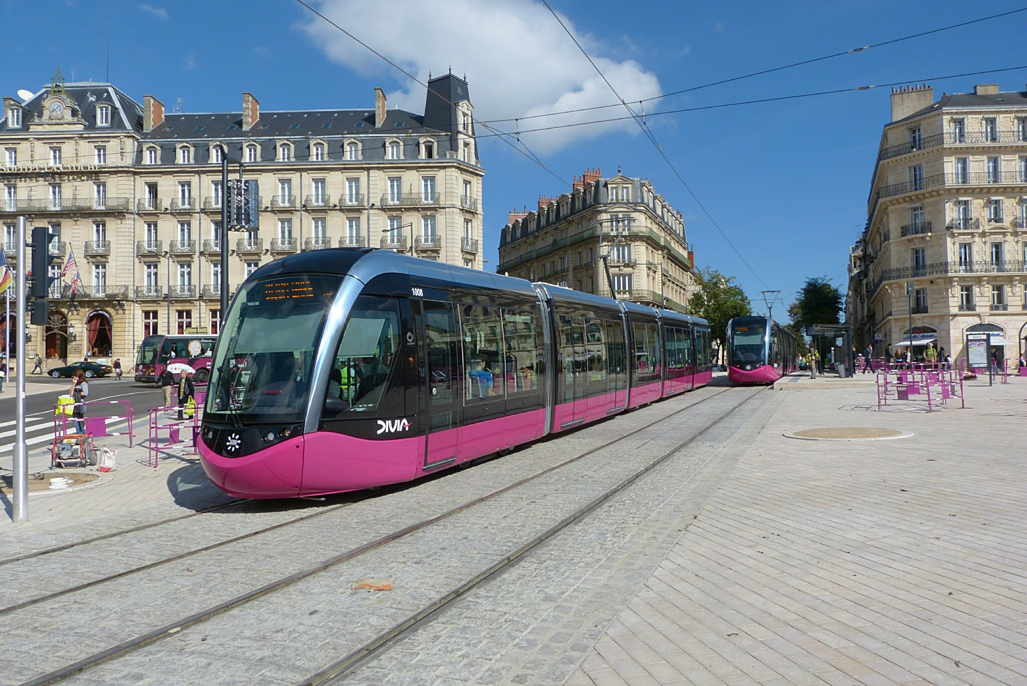 Divia: All the messages on Divia - transporturbain - Le ...