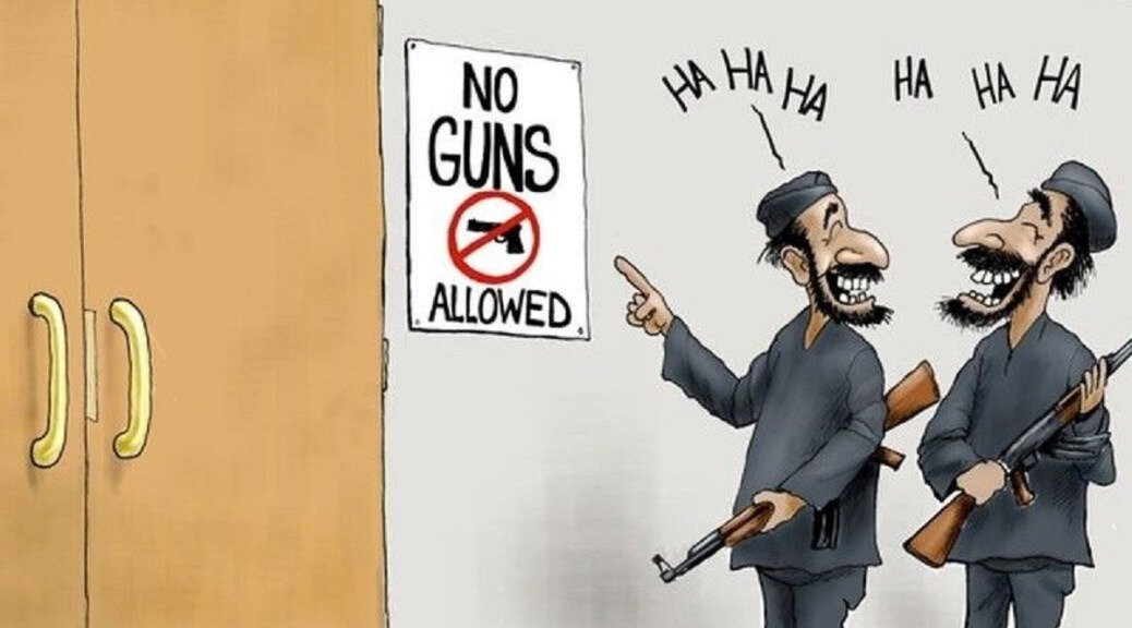 usa arme humour fear-of-guns-and-the-antichrist