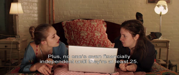 Tiny Furniture 2010 De Lena Dunham Shangols