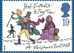 Dickens Christmas Card