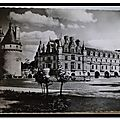 Chenonceaux - jardin de Catherine de Médicis