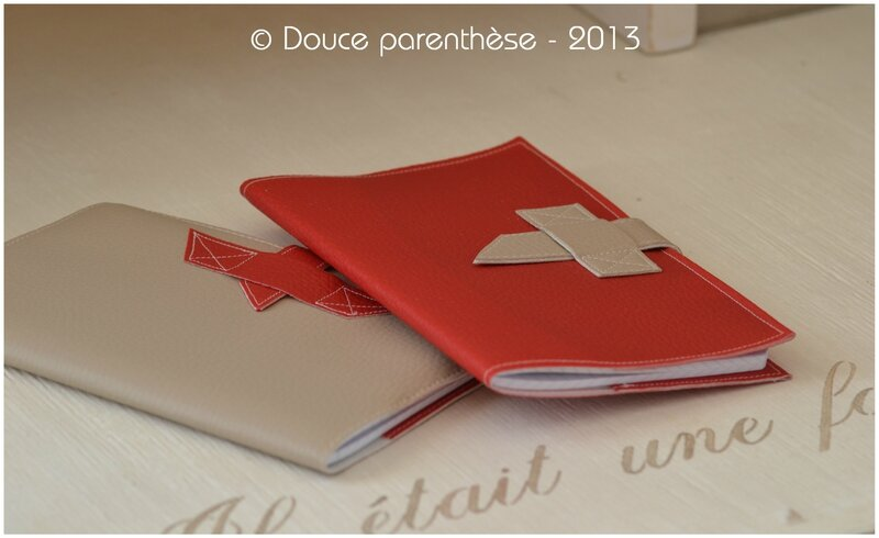 Rouge carnets