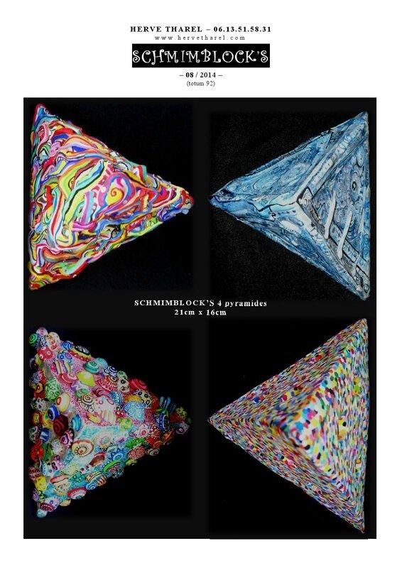 page 8 2014-TOTUM 92 SCHMIMBLOCK'S 4 pyramides 21cm x 16cm