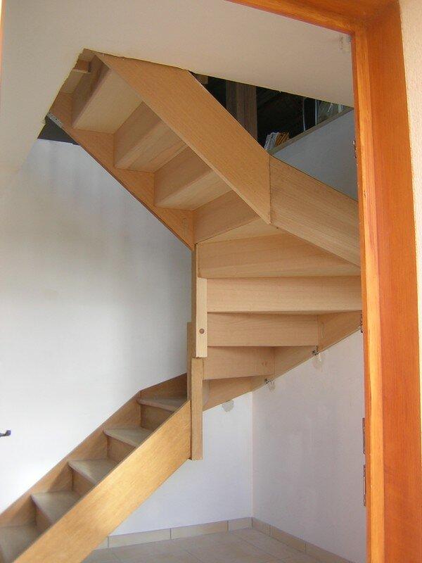 Escalier Lapeyre bonjour la difficulté pour poser... - Ma maison en ...