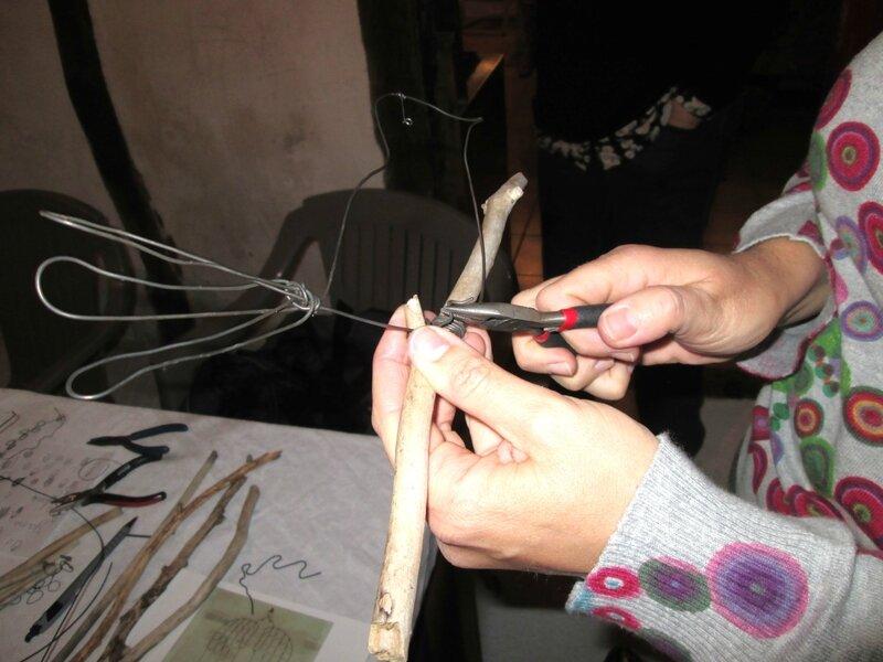 atelier fil recuit