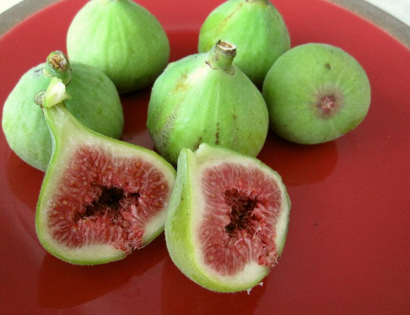 figues blanche