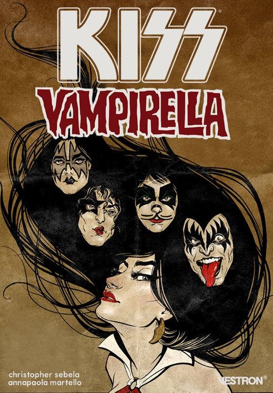 wetta kiss vampirella