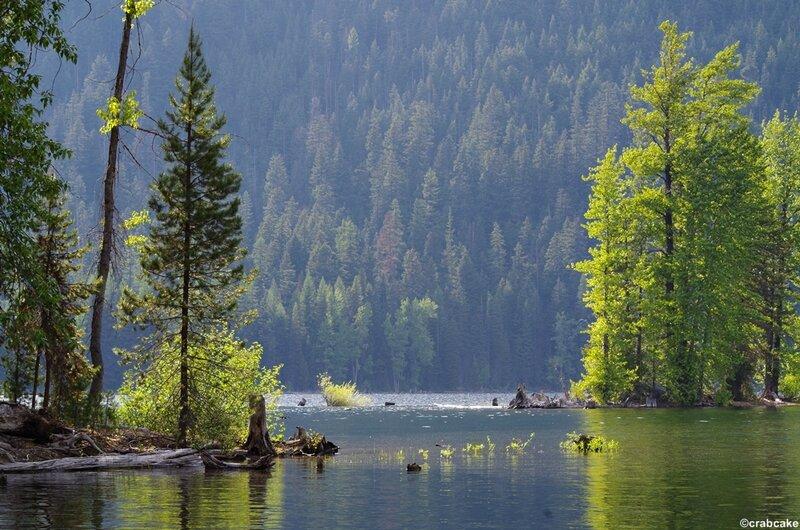 Bumping Lake 3