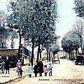 AVESNES-Avenue du Pont Rouge