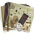 Les kits d'avril de variations créatives !