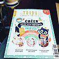 Un nouveau magazine pour des mecredis créatifs en famille