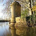 31 Tourelle du parc du château