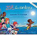 Zoë et les sardines, d'isabelle autissier