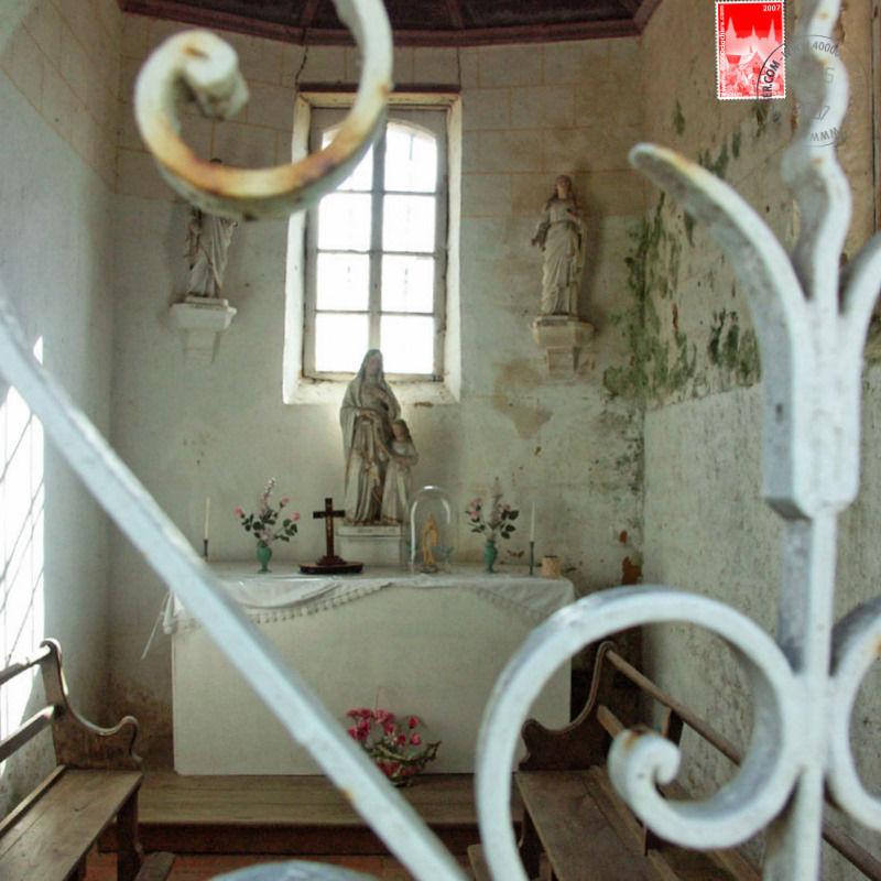 Pancé, Chapelle Solleux