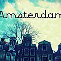 *christmas in amsterdam* #1