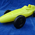 00417 voiture course type vanwall marque inconnue