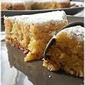 Gâteau italien (et