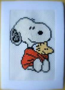 Snoopy_Wood