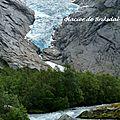 Glacier de Briksdal