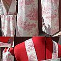 Robe à bretelles poches dans la couture tutoriel faction