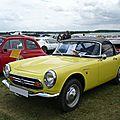 HONDA S800 cabriolet 1967 Madine (1)
