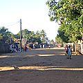 une rue de Manakara