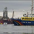 Prospection pétrolière en arctique !...