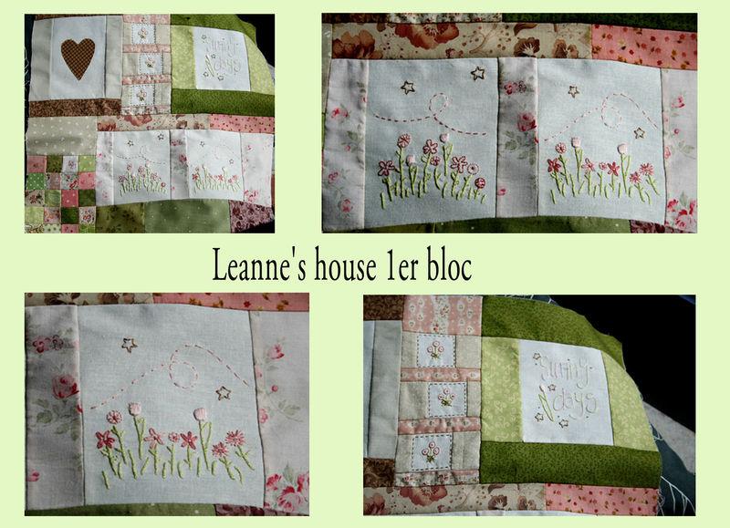 leanne's house brodé