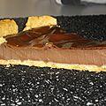 Flan pâtissier au nutella (thermomix)