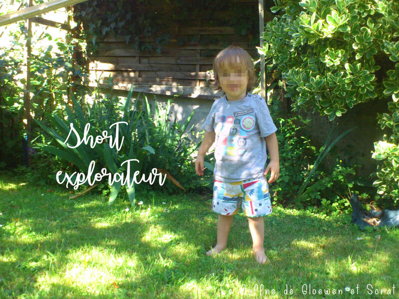 Short explorateur 5