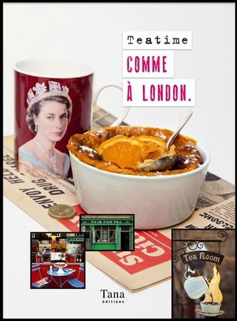 teatime comme a london
