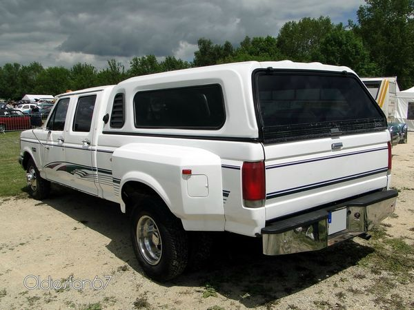 ford f350 xlt dually 1987 1991 b