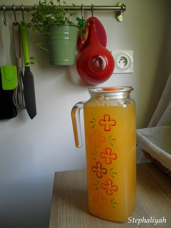 Orangeade - 2