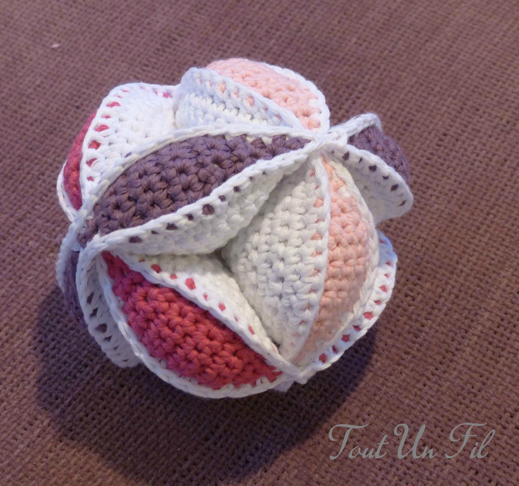 Puzzle ball Montessori Tout Un Fil