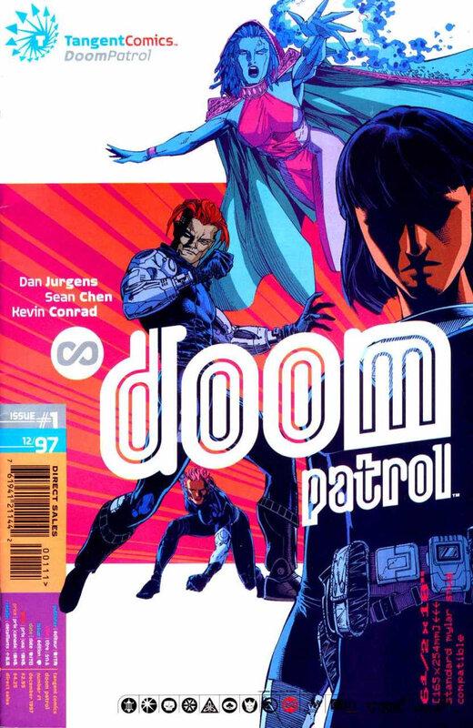 tangent doom patrol