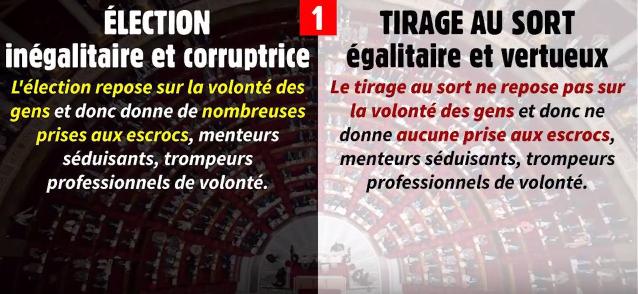 Screen Capture - 'PROCÈS CITOYEN DE L'ÉLECTION, version « Nantes, École des Mines,