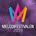 Suede 2019 : melodifestivalen - ordre de passage des demi-finales !