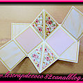 Tuto carte/mini pop-up