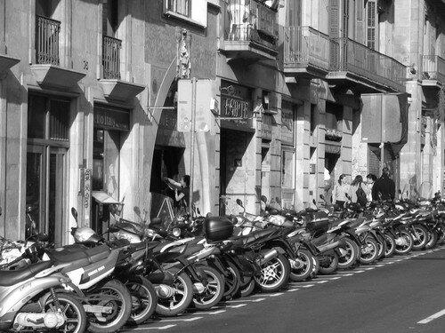 Rambla-moto