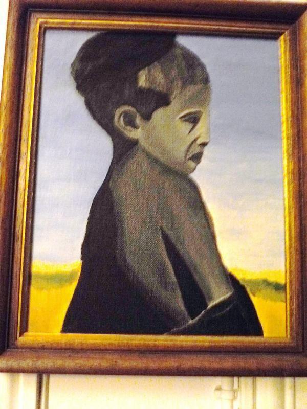 Enfant Touareg