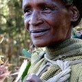 Visages d'Addis Abeba : Vieille femme