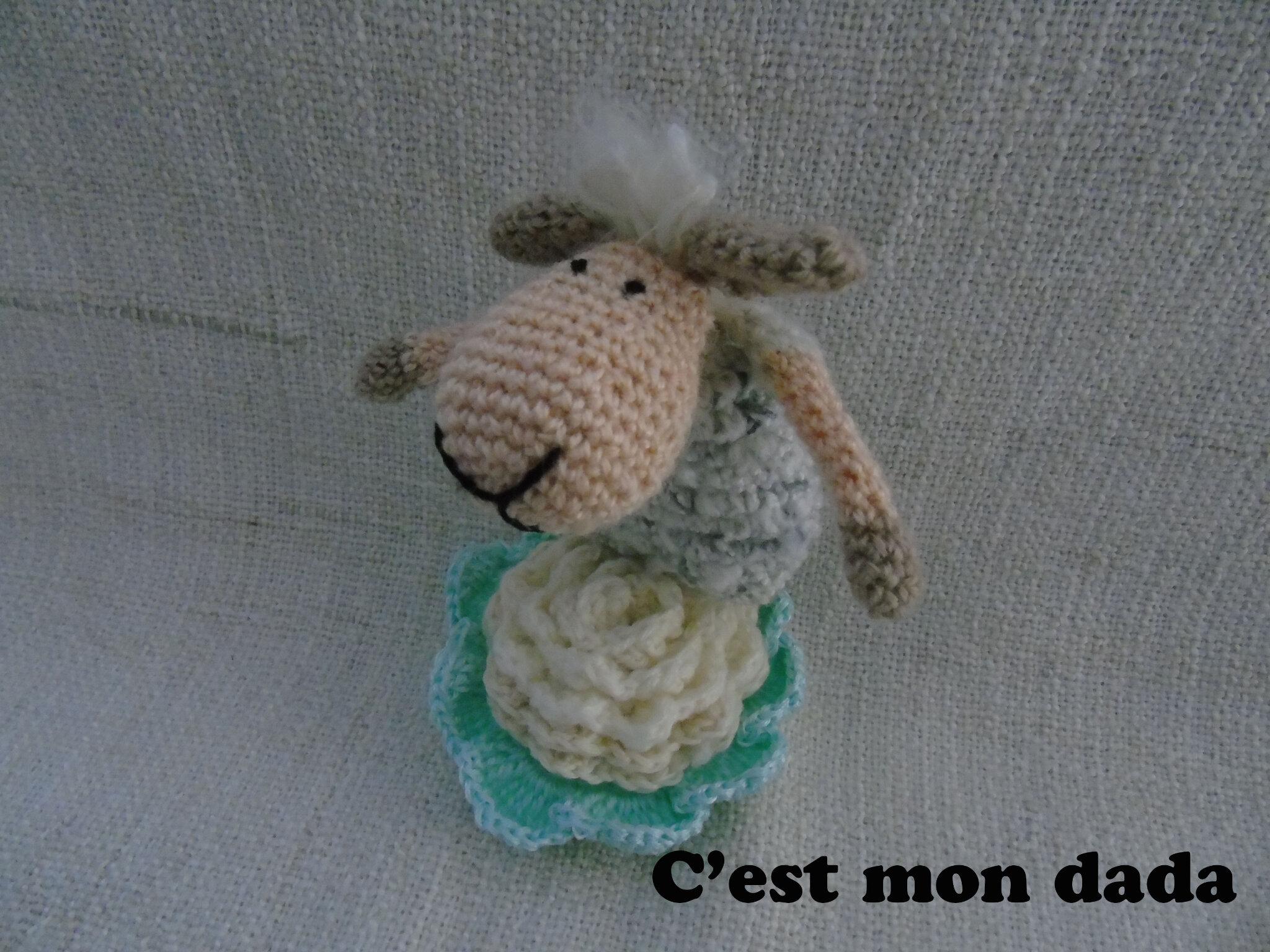 mouton c'est mon dada